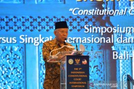 VP Ma'ruf Amin stresses on stringent law enforcement in Indonesia