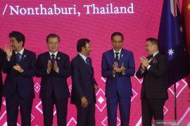 Lima belas negara Asia-Pasifik tandatangani perjanjian dagang
