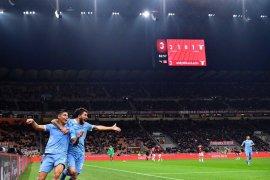 Lazio menanti 30 tahun untuk menang di kandang Milan