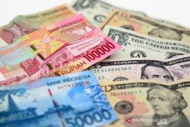 Kurs rupiah melemah menjadi Rp14.036