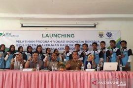 BPJS Ketenagakerjaan luncurkan pelatihan program vokasi Indonesia bekerja
