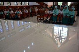 Kenalkan toleransi beragama, pelajar Jombang diajak kunjungi tempat ibadah