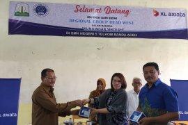 XL Axiata berbagi pengetahuan dunia digital di Aceh