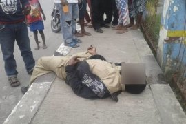 """Polisi kejar penyebar hoaks """"Indonesia  racun penduduk Papua"""""""