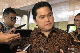 Menteri BUMN bentuk satgas kebut pembangunan kereta cepat Jakarta-Bandung
