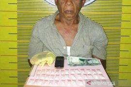 Polres Padangsidimpuan amankan pemilik sabu