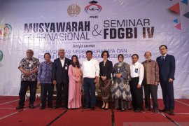 Ratusan guru besar Asia perjuangkan Bahasa Indonesia-Melayu jadi bahasa ilmiah internasional