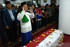 Jenazah pembalap nasional Afridza dimakamkan di Kota Tasikmalaya