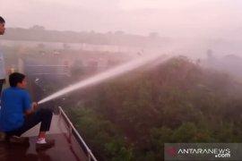 Mukomuko siagakan personel antisipasi kebakaran lahan meluas