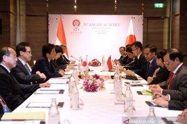 Jepang dukung prioritas program Pembangunan Presiden Jokowi peeiode kedua