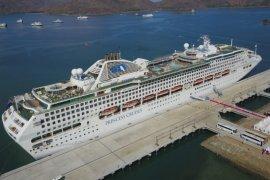Kunjungan kapal pesiar di Lombok terus tumbuh