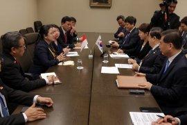 Ketua DPR dukung terwujudnya stabilitas Semenanjung Korea