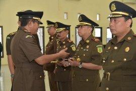 Aspidsus dan sejumlah kepala kejaksaan negeri di Aceh diganti