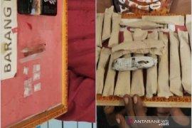 Polisi Aceh Utara tangkap pengedar ganja dan sabu