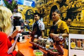 Kopi dan minuman tradisional Indonesia disukai pengunjung WTM London