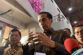 Soal dugaan desa fiktif, Jokowi akan kejar pelakunya hingga tertangkap