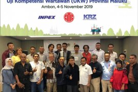 SKK Migas-Kontraktor KKS dan PWI Maluku gelar UKW