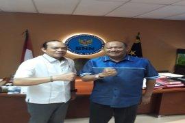 Wakil Bupati Langkat temui Direktur Pemberantasan dan Penindakan BNN