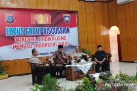 Polda Sulteng libatkan FKUB tangkal radikalisme