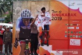 44 tikungan legendaris Ranah Minang hadang pebalap di etape V TdS 2019