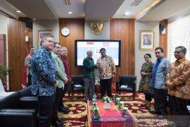 Menko Airlangga -Mendag AS sepakat tingkatkan kerja sama perdagangan