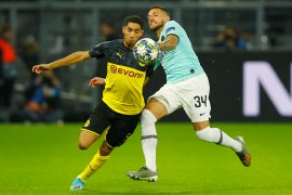 Liga Champions: Hakimi tampil gemilang saat Dortmund tekuk Inter 3-2