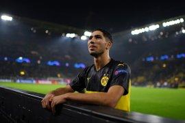 Hakimi merasa beruntung jadi pahlawan kemenangan Dortmund