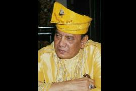 Mantan Bupati Ketapang H Morkes Effendi tutup usia