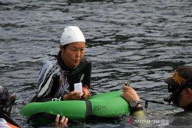 Atlet freediving internasional kagum Teluk Balohan Sabang