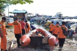 Di perairan Biak Numfor, Basarnas cari penumpang kapal jatuh