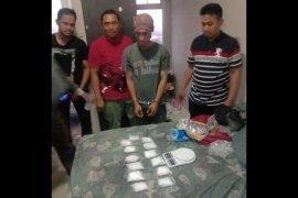 Polisi gagalkan peredaran 1,8 kilogram sabu-sabu
