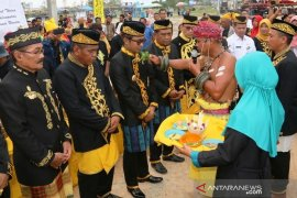 Festival Nondoi merupakan  pelestarian budaya Paser