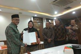 Bupati Banjar MoU dengan Direksi LKBN Antara