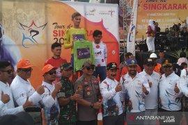 Di etape VI TdS 2019 tiga pebalap Indonesia bersaing sengit