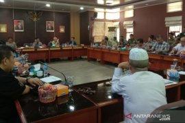 DPRD Babel gelar RDP selesaikan insiden kerusuhan di Belitung
