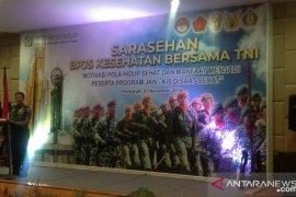 Pangdam  Tanjungpura dukung perbaikan layanan BPJS Kesehatan