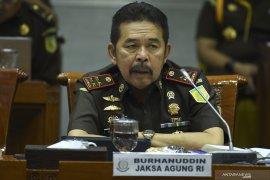 """Burhanuddin  sebut jaksa yang terlibat korupsi sebagai """"seleksi alam"""""""