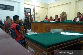 Divonis mati terdakwa kepemilikan 53 kilogram sabu-sabu