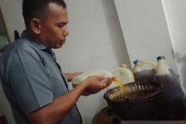 Harga minyak Nilam di Aceh Barat Rp570 ribu per kilogram