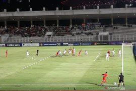Bagas-Fajar bawa Indonesia  ungguli Hong Kong 2-0 babak pertama