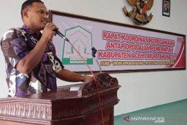 Bupati minta tingkatkan pembinaan ASN di Aceh Timur