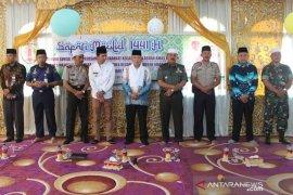 Safari maulid Bupati HST ketiga di masjid Sirajutthalibin Tabudarat