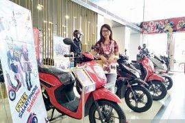 Honda sudah jual 120 ribu unit di wilayah Kalselteng