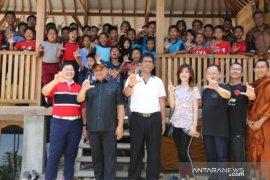 Gubernur Babel resmikan sekolah Alam Balai Kemuliaan