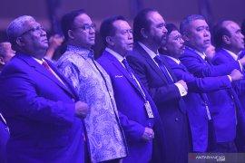 Gerindra sebut Anies hadiri Kongres Nasdem sebagai gubernur