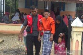 PMI obati puluhan korban banjir Aceh Barat