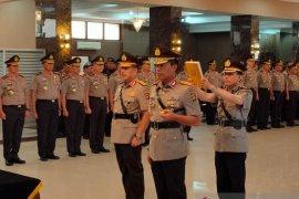 Brigjen Pol Wahyu Widada resmi menjabat Kapolda Gorontalo