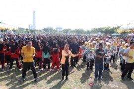 Ratusan kampung di Kabupaten Serang ikuti lomba bersih dan aman
