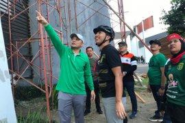 Persebaya dan bonek apresiasi kerja bakti massal Stadion GBT Surabaya