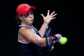 Barty perkuat persiapan Australia Open
